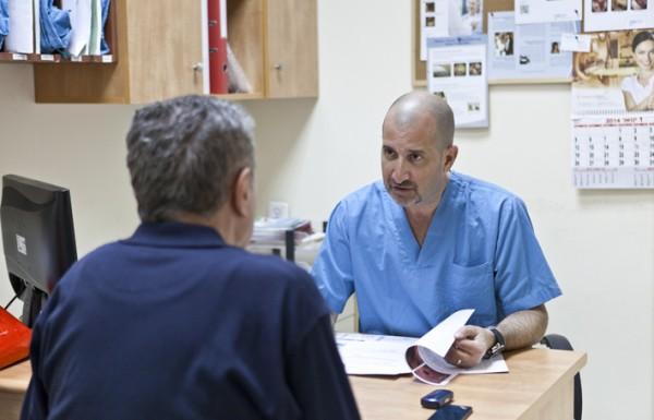 מנהל המכון הגסטרואנטרולוגי במרכז הרפואי העמק שבעפולה